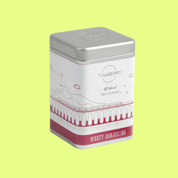 Mighty Darjeeling Tea Box
