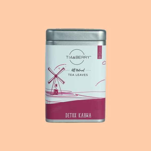 Detox Kahwa Tea Box