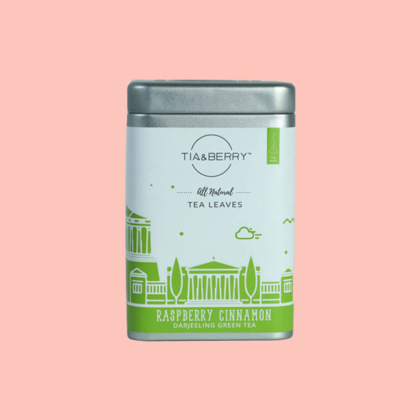 Raspberry Cinnamon Tea Box