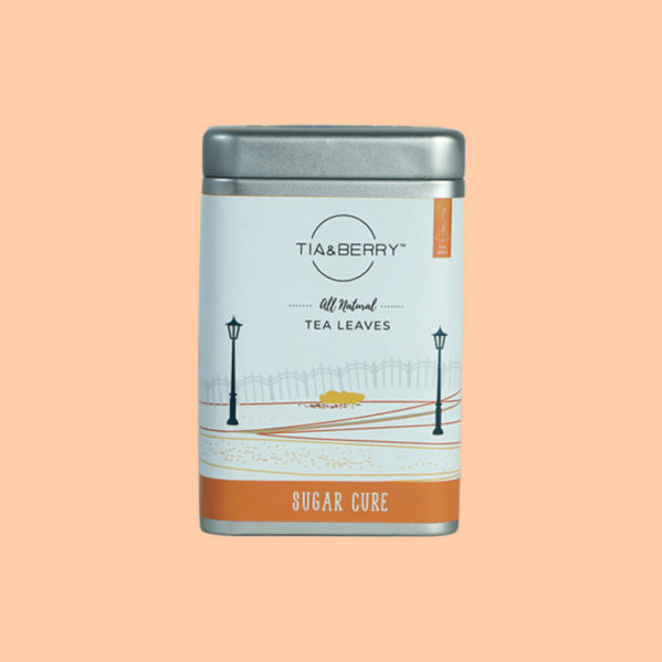 Sugar Cure Tea Box